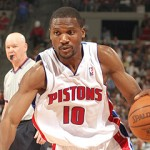 Lindsey Hunter/pistons photo