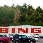 Corbin Bingo Parlor In Kentucky