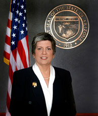 Gov. Napolitano/official photo