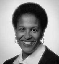 Judge Deborah Robinson/photo beverly rezneck