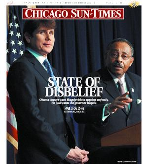 whitecollar crime rod blagojevich Before he was to begin his closing argument on behalf of his client, former illinois gov rod blagojevich, sam adam, jr.