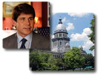 Ex-Gov. Blagojevich in happier days