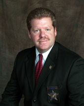 Sheriff Bartlett/official photo