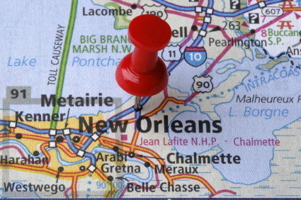 new-orleans-map-istock