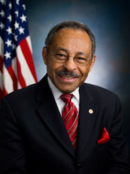Sen. Roland Burris/official photo