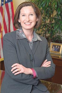 Bush Holdover U.S. Atty. Mary Beth Buchanan