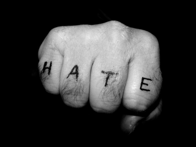 Hate crimes went up past year  in the US