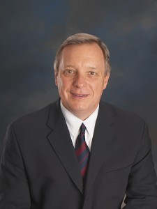 Sen. Dick Durbin/official photo
