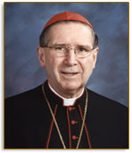 Cardinal Roger Mahoney/ archdiocese photo