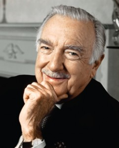 Walter Cronkite/asu photo