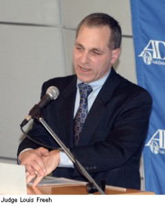 Louis J. Freeh/adl photo