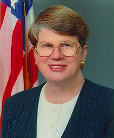 Ex-Atty Gen. Janet Reno signed letter