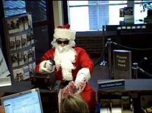 Santa robber/metro nashville police photo