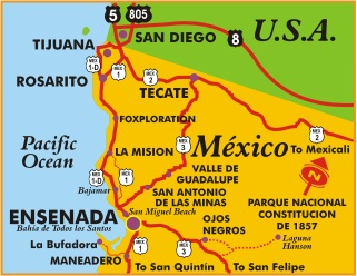 map of mexico countries and capitals caribbean