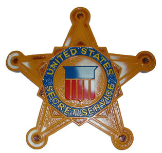 Secret-Service-Badge