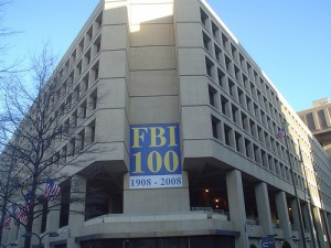 Current FBI Headquarters