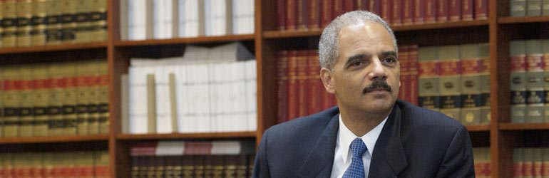 Atty. Gen. Holder