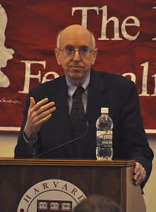 Judge Richard Posner/ harvard photo