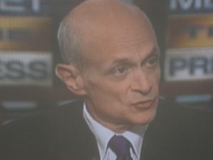Michael Chertoff Sunday on Meet the Press