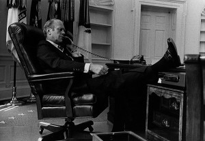 President Ford/whitehouse photo