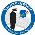 national police week patch
