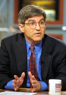 NBC's Michael Isikoff/ meet the press photo