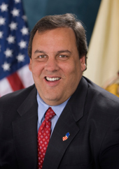 Gov. Chris Christie/state photo