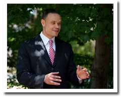 Ex-Secret Servie Agent Dan Bongino
