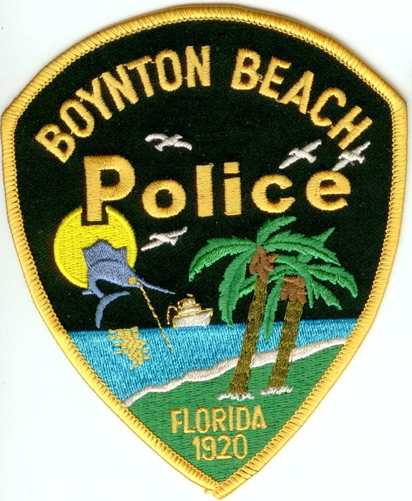 Boynton Beach Fl Police Department