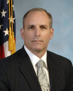 Border Patrol chief, Mark Morgan