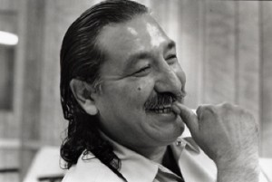 Leonard Peltier/photo from his website