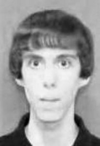 Adam Lanza, the mass shooter at Sandy Hook Elementary.