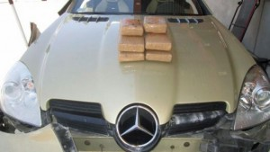 cocaine mercedes