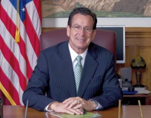 Connecticut Gov. Dannel P. Malloy