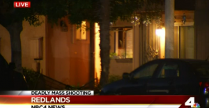 Home of Syed Rizwan Farook, 28, and Tashfeen Malik, 27, the two dead suspects