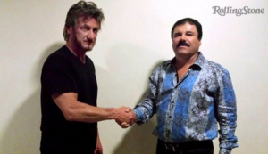 "Sean Penn and ""El Chapo,"" via Twitter."