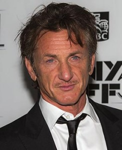 Sean Penn, via Wikipedia.