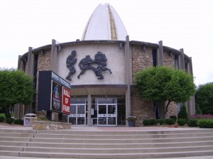 Football Hall of Fame.