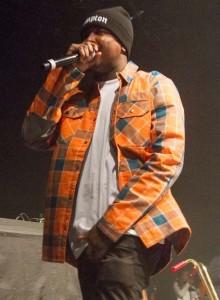 Rapper YG