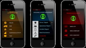 """""""Grid Me Now"""" app."""