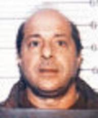 Suspected mobster Robert DeLuca.