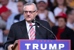 Maricopa County Sheriff Joe Arpaio, via Wikipedia.