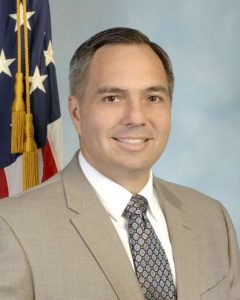 Charles P. Spenser is the new agent in charge of Jacksonville's FBI office.