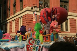 Macy's Day Parade in New York, via Wikipedia