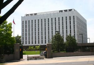 Russian Embassy in Washington D.C.