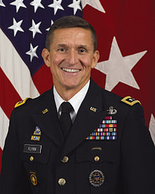 Former National Security Adviser Michael T. Flynn