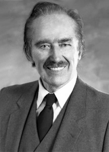 Fred Trump, father of Donald Trump.