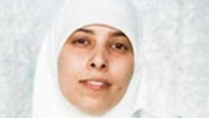 "Ahlam Aref Ahmad al-Tamimi was placed on FBI's ""Most Wanted Terrorist"" list."