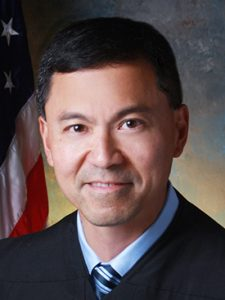 U.S. District Judge Derrick Watson