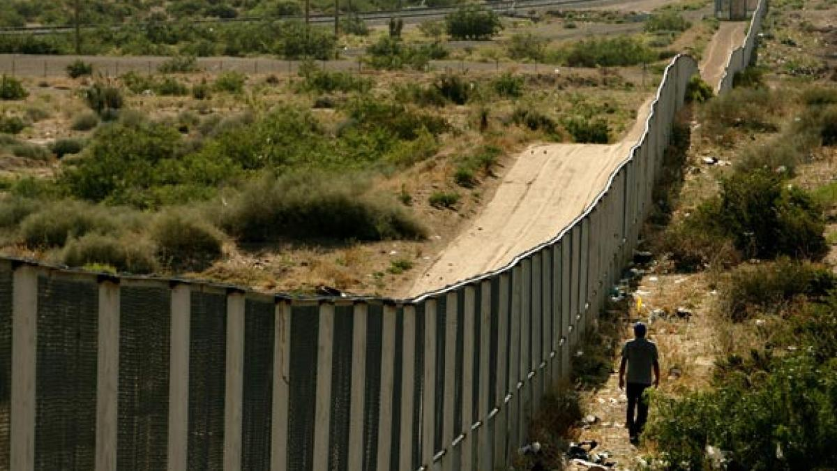Why Trump's Wall Is Not Going to Happen
